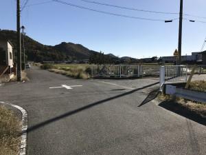 廃車買取り岐阜への左折箇所