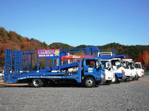 岐阜県と愛知県なら廃車を買いにどこでも出張致します